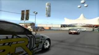 Need for Speed ProStreet - Willow Springs (1/2) (Deutsch) PS2 HD