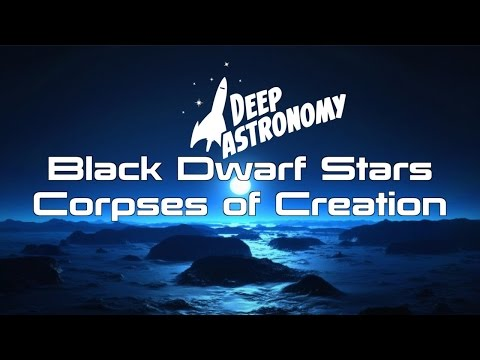 Black Dwarf Stars: Corpses of Creation