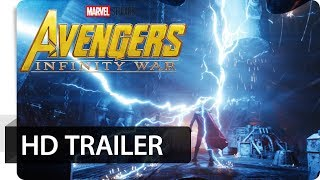 Avengers: Infinity War -  2. Offizieller Trailer (deutsch/german) | Marvel HD