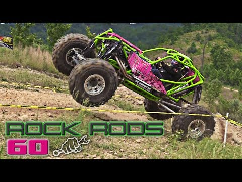 Rock Bouncers Kill the Hills at Mine Made Adventure Park - Rock Rods EP60