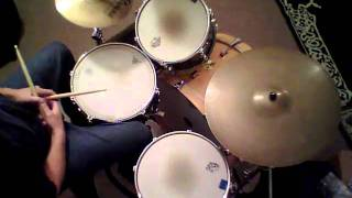 "Jon Biggs Pork Pie Drums "" Wishful Sinful "" - drum cover"