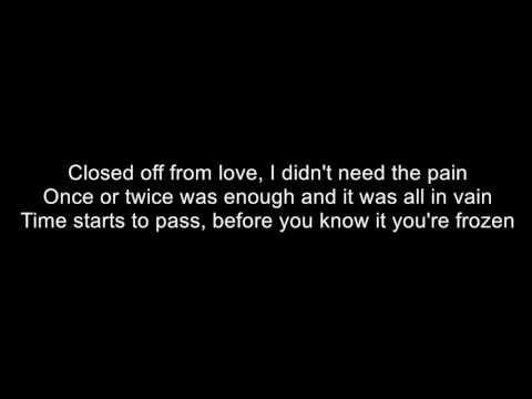 Leona Lewis - Bleeding Love (Lyrics) [HD]