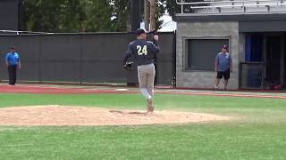 Cade Nicol - Pitching Highlights - Class of 2019