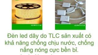 Bán đèn led dây trang trí, led dây hắt trần giá tốt nhất Hà Nội