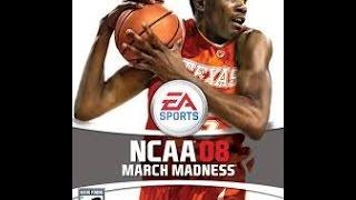 NCAA March Madness 08-Michigan vs Nebraska