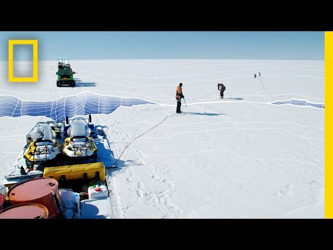 Ross Ice Shelf Research | Continent 7: Antarctica