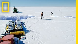 Ross Ice Shelf Research | Continent 7  Antarctica