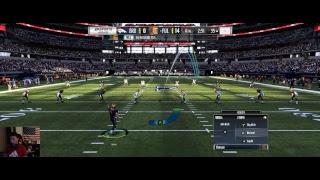 Madden 19 gameplay on PC