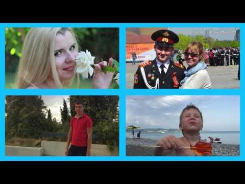 ИДЕЯ Видеопоздравления в стиле Новости - ведущая озвучивает поздравления от близких