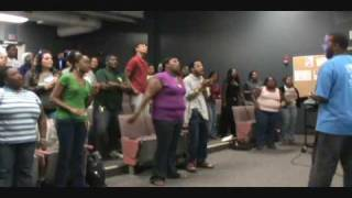 Lord I Lift Your Name On High IHP GOSPEL CHOIR