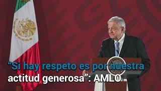 AMLO: Mezquino, preguntar cuánto cuesta asilo de Evo Morales en México