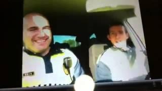 Мама Люба в Испанской полиции (Sexy Spanish police)