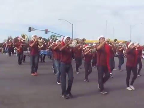 Lakewood Village Holiday Parade 2015