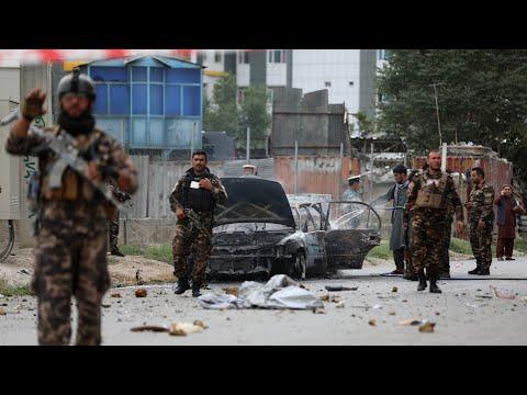 Taliban rückt weiter in Afghanistan vor: Angriffe auf Kabul