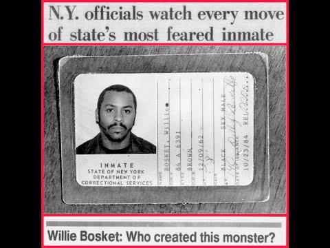 MOBB TIES: Willie 'The Monster' Bosket Jr