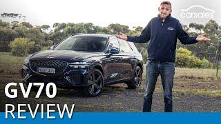 Genesis GV70 2021 Review @cars…