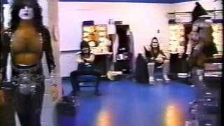 KISS - Backstage Footage - Farewell Tour 2000 - Part 1 (New Jersey, East Rutherford)