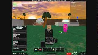 Become Anyone on ROBLOX Beach!