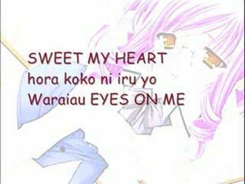 True My Heart karaoke [Nursery Rhyme OP]