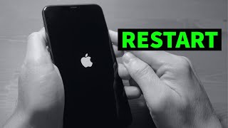 iPhone 11 / 11 Pro / SE HOW TO: Force Restart