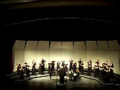 FCCJ's Women's Chorus singing