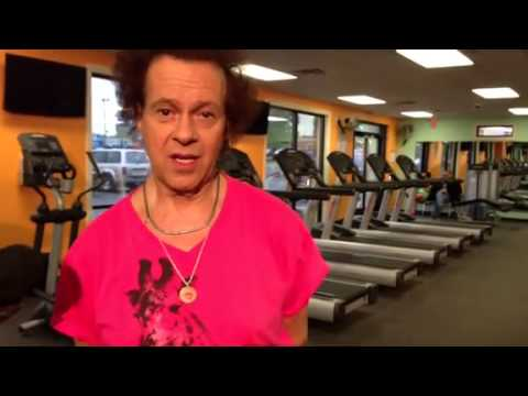Fitness guru Richard Simmons talks about his new partnership with JTV