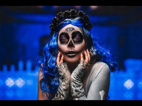 Shooting the Corpse Bride Day of the Dead Shoot- Story Telling as a Photographer