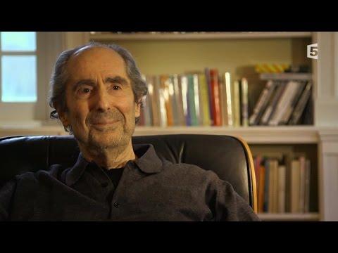 """""""J'avais besoin de mépriser le côté commercial de la vie américaine"""" Philip Roth - Extrait"""