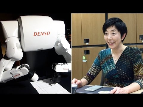 Interview with Noriko Arai, Todai Robot Project Director