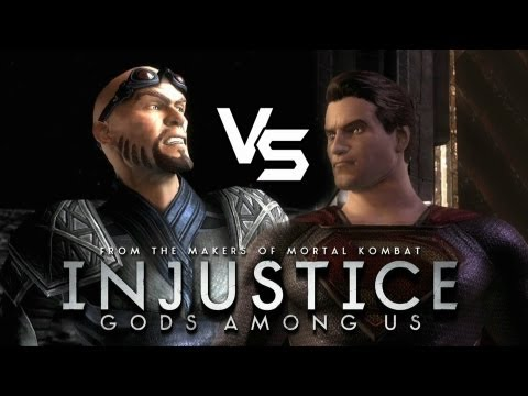 General Zod Vs Superman with Lore & Skins!