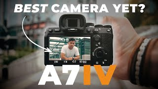 SONY A7IV - First Impressions and Cinematic Footage