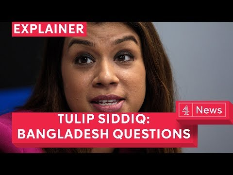Tulip Siddiq: Questions over links with Bangladeshi ruling party