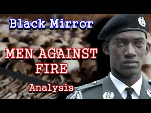 Black Mirror Analysis: Men Against Fire