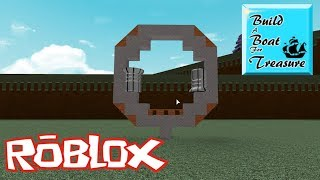ROBLOX [FR] - Un Bateau En Forme De Roue - BUILD A BOAT FOR TREASURE