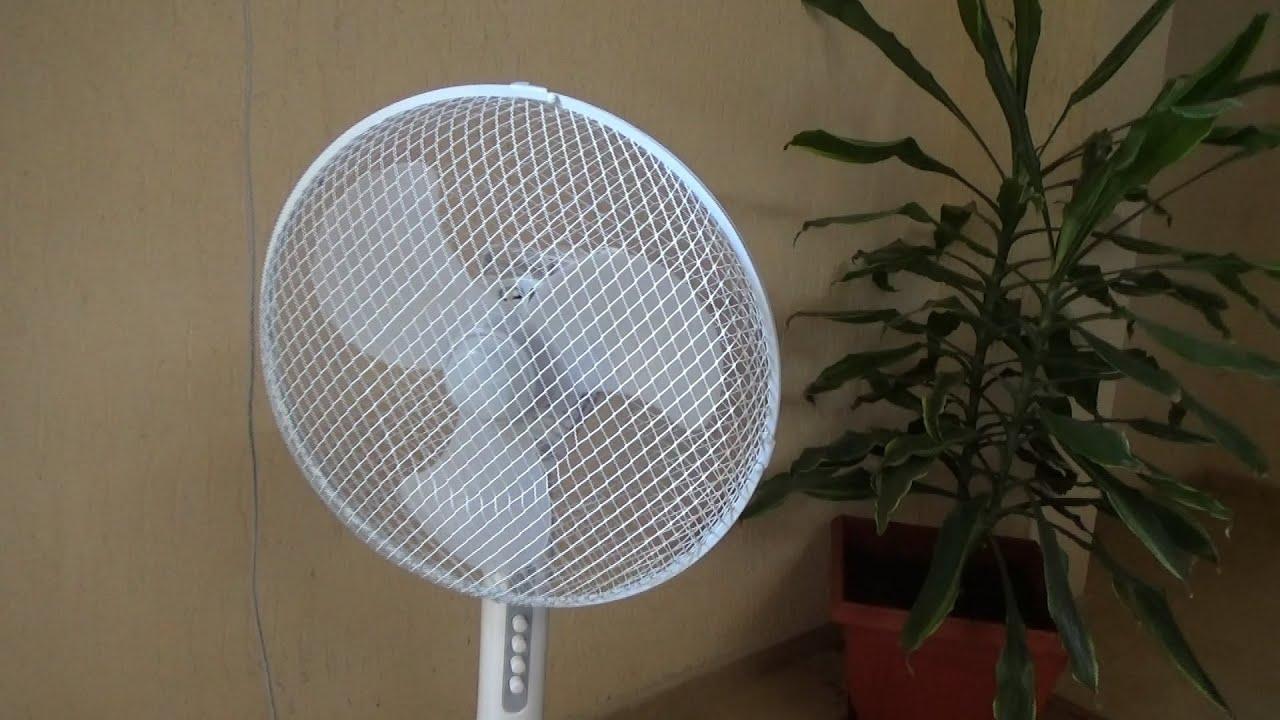 Вентилятор не вращается. Как почистить
