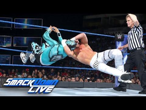 Sin Cara vs. Dolph Ziggler: SmackDown...