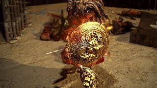 Path of Exile: Manticore Shield