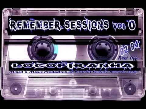 Remember Sessions Vol 0 - Oldschool Techno 90´s (92-94) + tracklist!