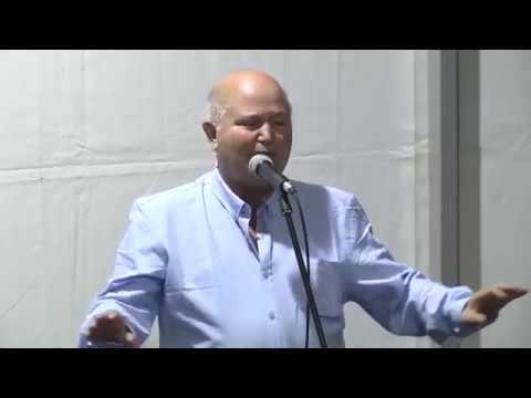 נאומים מהכינוס המורחב 8.2.18 - מוטי אלבז