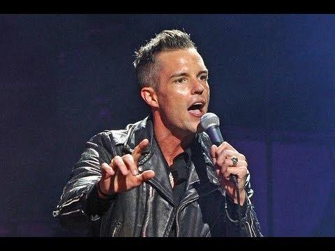 The Killers - Mr. Brightside - Phoenix Park Dublin 13 July 2013