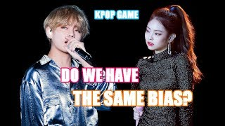 KPOP Game | Do We Have The Same Bias?  | WHO'S YOUR BIAS?