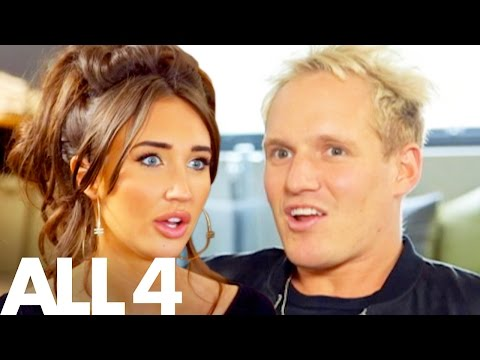 Jamie Laing Pranks Megan McKenna With Disastrous Interview! | In Bed With Jamie
