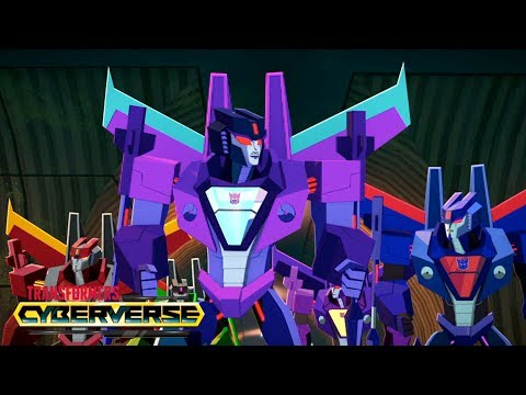 'Teletraan X' 📶 Episode 12 - Transformers Cyberverse - NEW SERIES