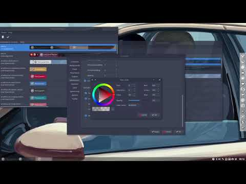 Use tint2 to theme your Openbox setup | Arcolinux com