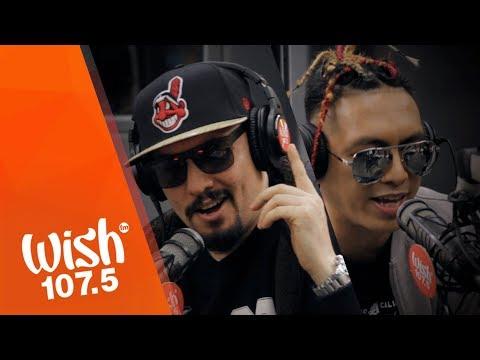 Blaze N Kane ft Pow Chavez performs Pilipinas  on Wish 1075 Bus