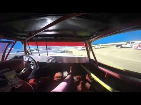 In car video 4/24/15 I-80 Speedway