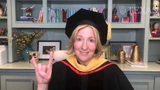 Don't Be Afraid to Fall: Brené Brown Addresses The University of Texas at Austin's 2020 Graduates