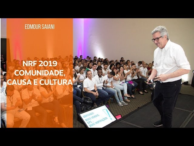 Causa, Cultura e Propósito | Edmour Saiani