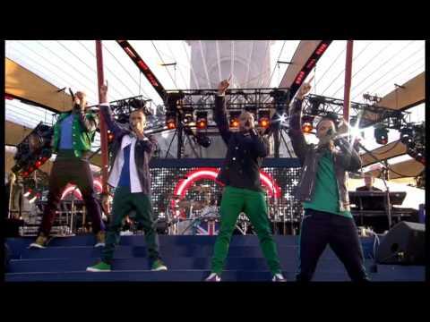The Queens Diamond Jubilee Concert - JLS