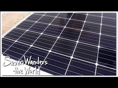 Stealth Solar Panel Teaser   2 Min Tues E395